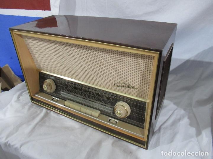 ANTIGUA RADIO A VALVULAS SABA VILLINGEN 125 (Radios, Gramófonos, Grabadoras y Otros - Radios de Válvulas)