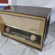 Radios de válvulas: ANTIGUA RADIO A VALVULAS SABA VILLINGEN 125. Lote 182399716