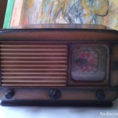 Radios de válvulas: ANTIGUA RADIO IBERIA MOD HIDALGO. Lote 182400505