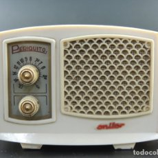 Radios de válvulas: PEQUEÑA RADIO DE VÁLVULAS PERIQUITO MONITOR - LUIS FREIXA BARCELONA. Lote 182428765