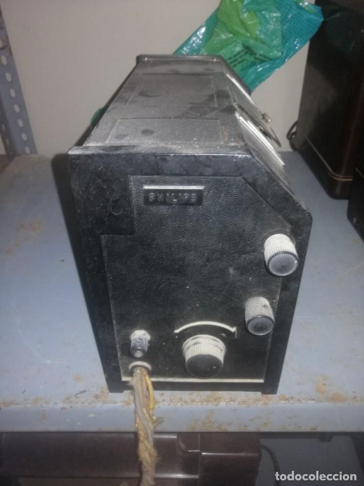 Radios de válvulas: Radio philips modelo 2514 - Foto 2 - 182479363