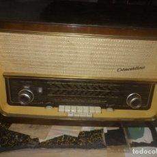 Radios de válvulas: RADIO ANTIGUA TELEFUNQUEN CONCERTINO. Lote 182539567