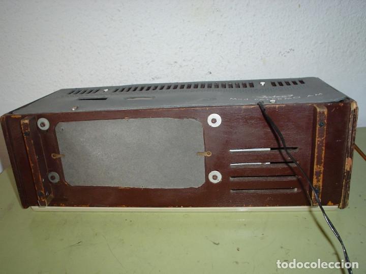 Radios de válvulas: RADIO INTER PALERMO AM - Foto 5 - 182540676