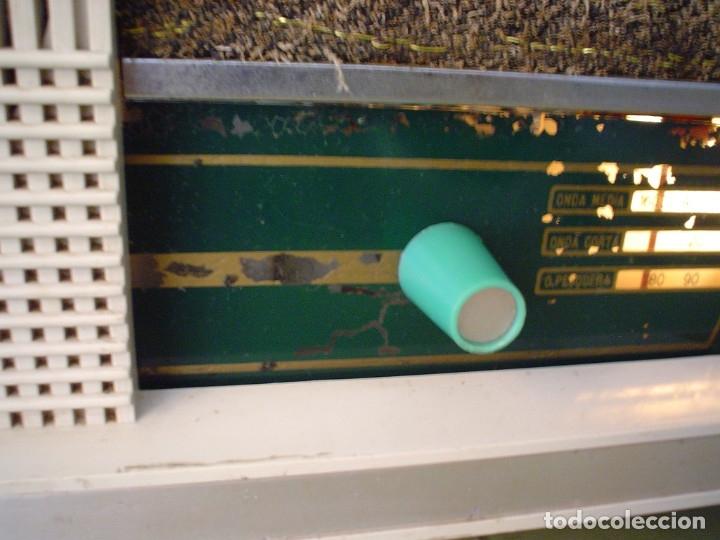 Radios de válvulas: RADIO INTER PALERMO AM - Foto 12 - 182540676