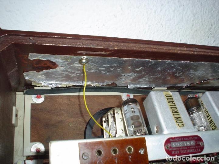 Radios de válvulas: RADIO INTER PALERMO AM - Foto 13 - 182540676