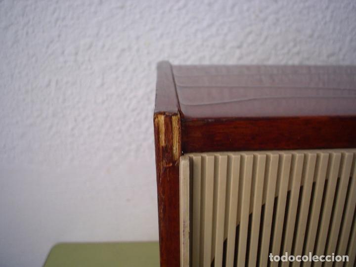 Radios de válvulas: RADIO INTER PALERMO AM - Foto 15 - 182540676