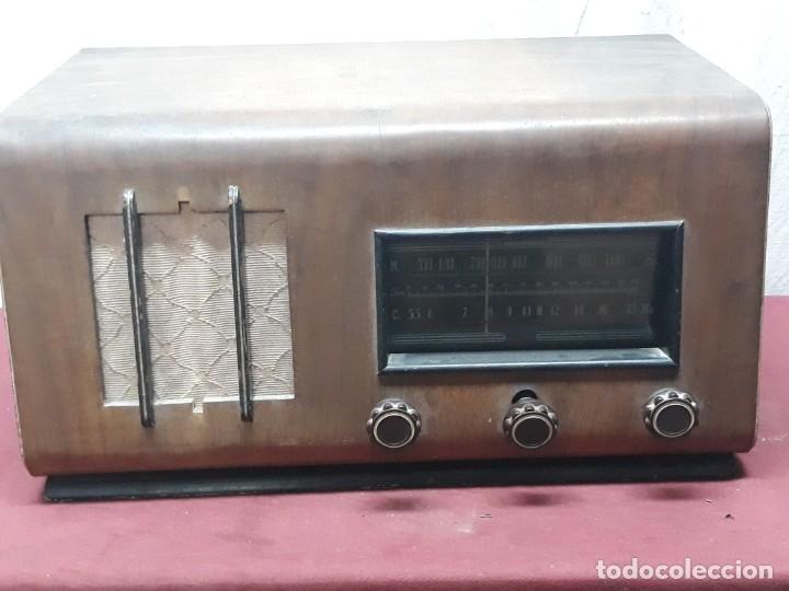 RADIO DE VALVULAS ER..... (Radios, Gramófonos, Grabadoras y Otros - Radios de Válvulas)
