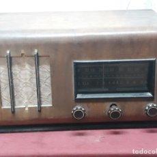 Radios de válvulas: RADIO DE VALVULAS ER..... . Lote 182713248