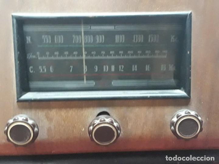Radios de válvulas: RADIO DE VALVULAS ER..... - Foto 2 - 182713248