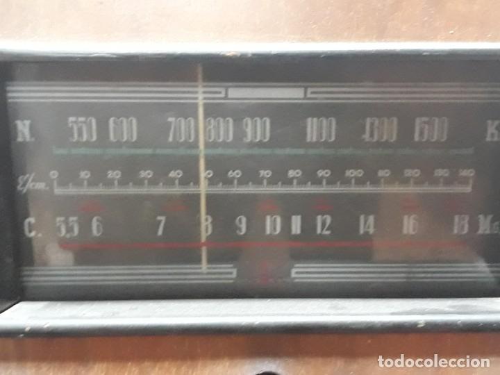 Radios de válvulas: RADIO DE VALVULAS ER..... - Foto 3 - 182713248