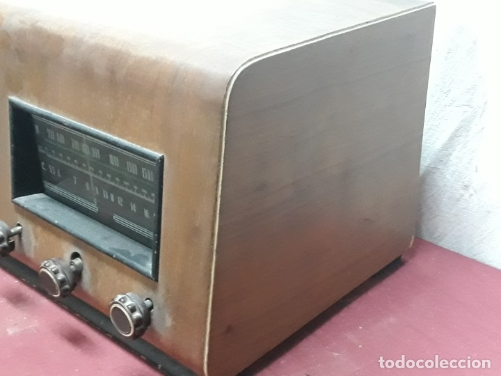 Radios de válvulas: RADIO DE VALVULAS ER..... - Foto 4 - 182713248