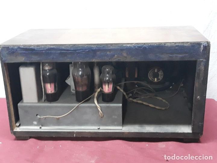 Radios de válvulas: RADIO DE VALVULAS ER..... - Foto 6 - 182713248