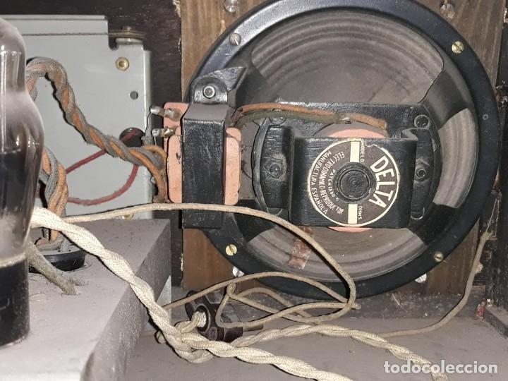 Radios de válvulas: RADIO DE VALVULAS ER..... - Foto 8 - 182713248