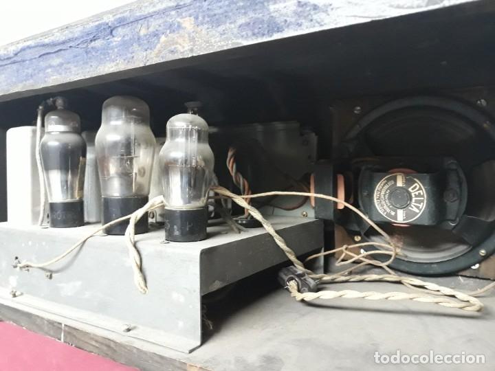 Radios de válvulas: RADIO DE VALVULAS ER..... - Foto 9 - 182713248