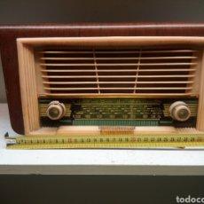 Radios de válvulas: ANTIGUA RADIO DE VALVAS. Lote 182747343