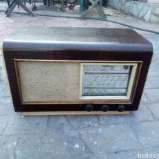Radios de válvulas: RADIO FRANCESA DE VALVULAS. Lote 182880053