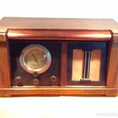 Radios à lampes: RADIO BAYONA. MODELO SIN IDENTIFICAR.. Lote 183212182