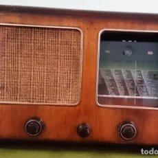 Radios de válvulas: APARATO DE RADIO JNG NICOLAUS ELTZ TYPE 1938. Lote 183552970