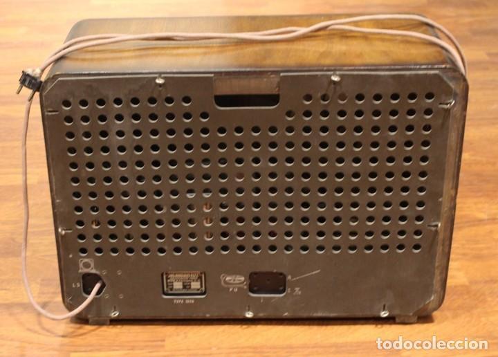 Radios de válvulas: Aparato de radio JNG Nicolaus Eltz Type 1938 - Foto 2 - 183552970