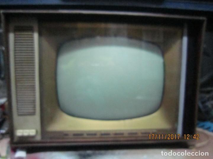 MARCONI TELEVISIÓN BN 20 PULGADAS AÑO 1950 BIEN CONSERVADA. (Radios, Gramófonos, Grabadoras y Otros - Radios de Válvulas)