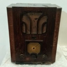 Radios de válvulas: ANTIGUA RADIO CATEDRAL, MODELO PHILIPS 3354. Lote 183825691