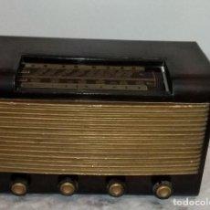 Radios de válvulas: RADIO ANTIGUA. Lote 183826356