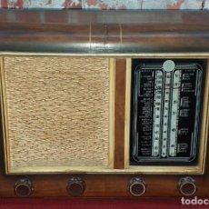 Radios de válvulas: ANTIGUA RADIO DE VÁLVULAS. Lote 184016751