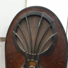 Radios de válvulas: IMPORTANTE RADIO ANTIGUA. DE CAPILLA. PHILIPS. VER MAS FOTOS. DE MUSEO. Lote 184109205