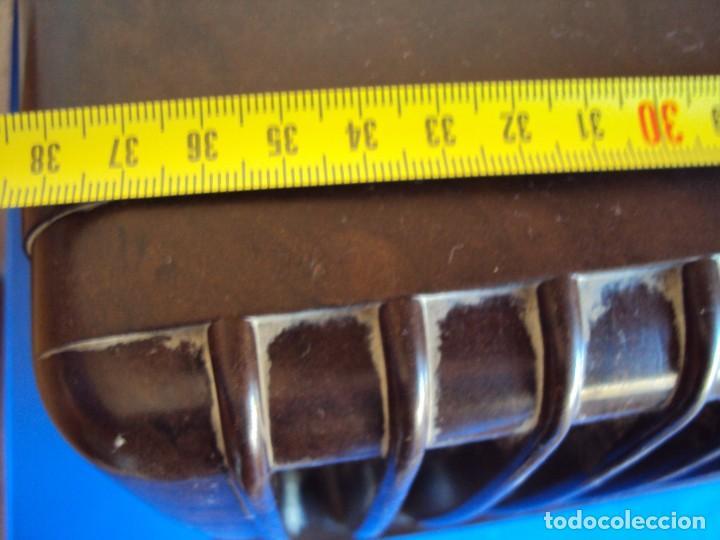 Radios de válvulas: (RA-191100)RADIO DE BAQUELITA PHILIPS - Foto 5 - 184295488