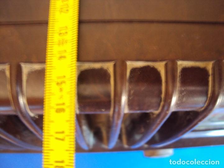 Radios de válvulas: (RA-191100)RADIO DE BAQUELITA PHILIPS - Foto 6 - 184295488