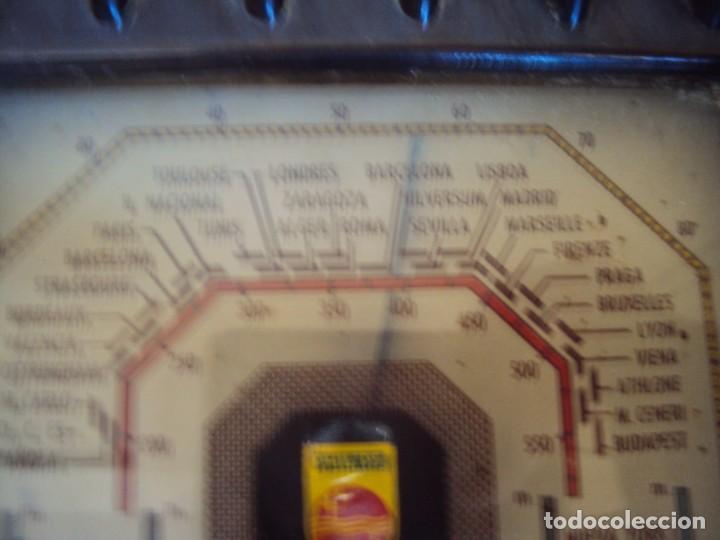 Radios de válvulas: (RA-191100)RADIO DE BAQUELITA PHILIPS - Foto 23 - 184295488