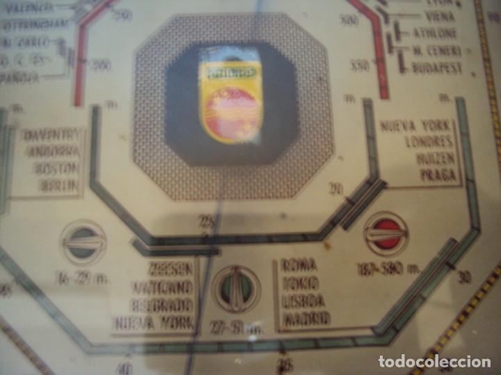 Radios de válvulas: (RA-191100)RADIO DE BAQUELITA PHILIPS - Foto 24 - 184295488