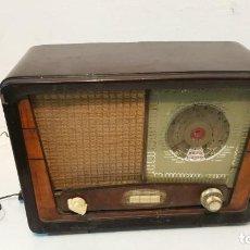 Radios de válvulas: RADIO MARAHIS MOD. Q150. Lote 184338846