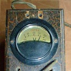 Radios de válvulas: ANTIGUO ALIMENTADOR ELEVADOR, REDUCTOR RADIOS AMERICANAS DE LAMPARAS. CETRA. Lote 193718538