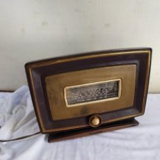 Radios de válvulas: ANTIGUA Y RARA RADIO DE VÁLVULAS MARCONI. Lote 184812990