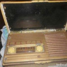 Radios de válvulas: RADIO EMERSON. Lote 185753231