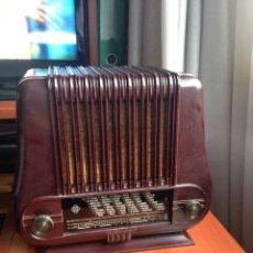 Radios de válvulas: RADIO TELEFUNKEN BAHÍA. Lote 185886416