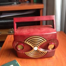 Radios de válvulas: RADIO LAK. Lote 185886970