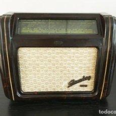 Radios de válvulas: RADIO ANTIGUA FUNCIONANDO STERN SONNEBERG 875/53 GWU. Lote 185938503