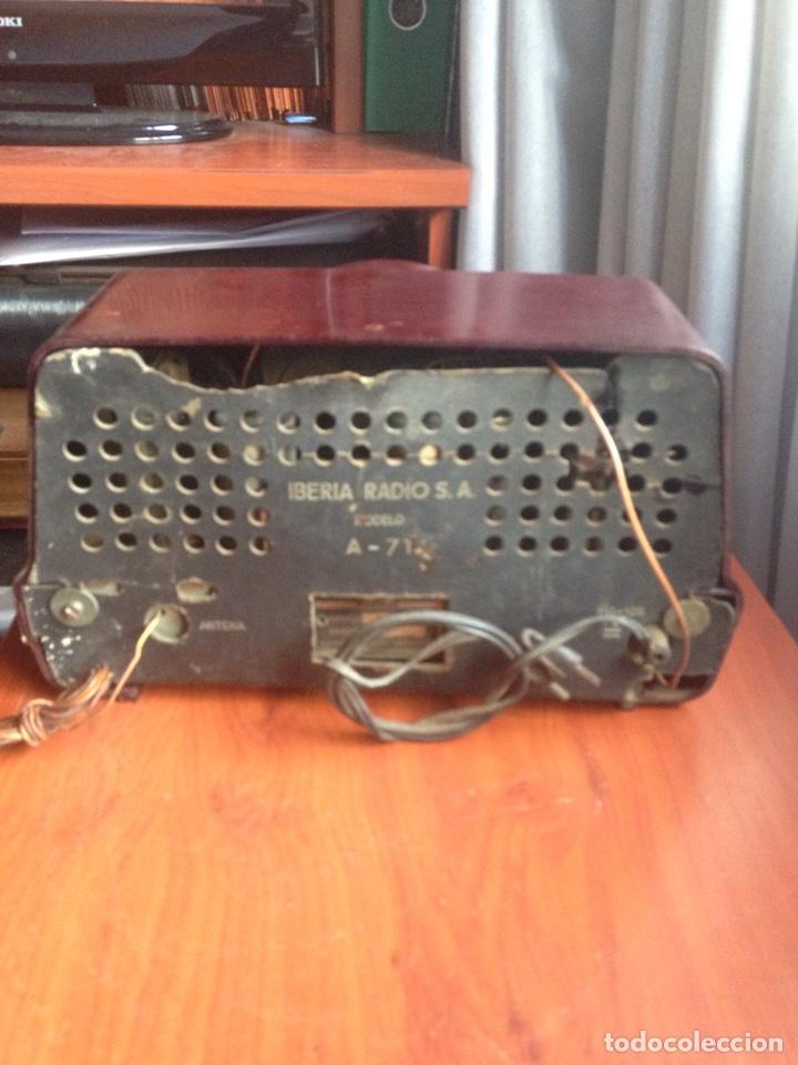 Radios de válvulas: Radio Iberia - Foto 12 - 185983315