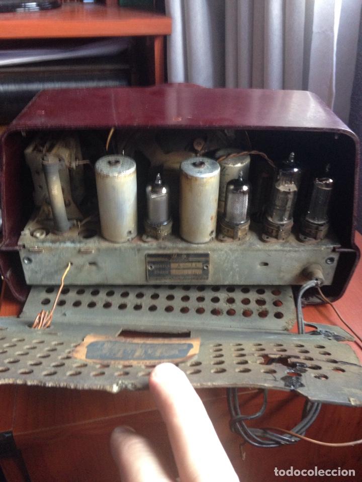 Radios de válvulas: Radio Iberia - Foto 13 - 185983315