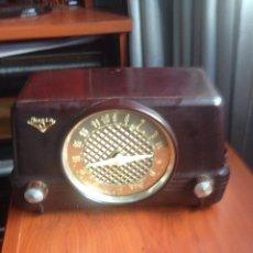 Radios de válvulas: RADIO IBERIA. Lote 185983315