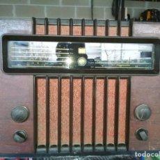 Radios de válvulas: RADIO MARCONI. Lote 186024933