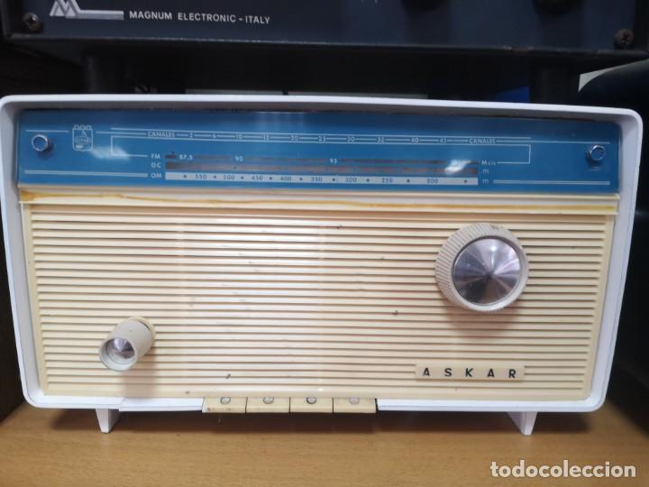RADIO BAQUELITA (Radios, Gramófonos, Grabadoras y Otros - Radios de Válvulas)