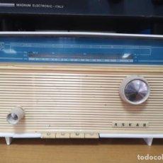Radios de válvulas: RADIO BAQUELITA. Lote 186207796