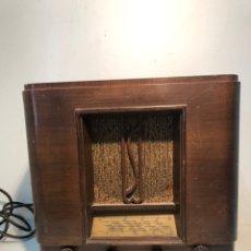 Radios à lampes: ANTIGUA RADIO SACHSENWERK - OLYMPIA.. Lote 186293927