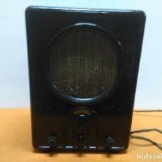 Radios de válvulas: RADIO ALEMANA VOLKSEMPFÄNGER VE 301 DYN 1933 EN ESTADO DE ORIGEN . Lote 187191778