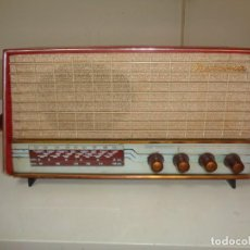 Radios de válvulas: RADIO VICTORIA AÑOS 60. Lote 187207245