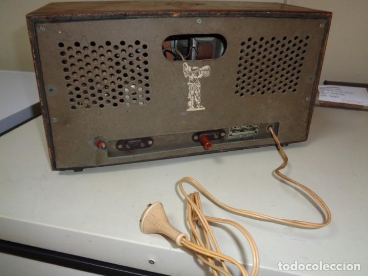Radios de válvulas: radio Victoria años 60 - Foto 3 - 187207245