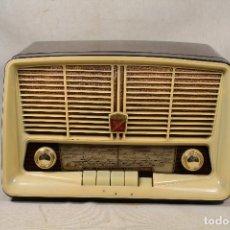 Radios de válvulas: RADIO IBERIA C73 - MUY BUEN ESTADO Y FUNCIONANDO. Lote 187655970